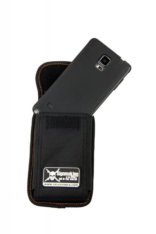 YelloGear Pocket Black