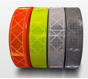 ORALITE GP 340 -  Banda reflectorizanta microprismatica ce se aplica pe textile prin coasere